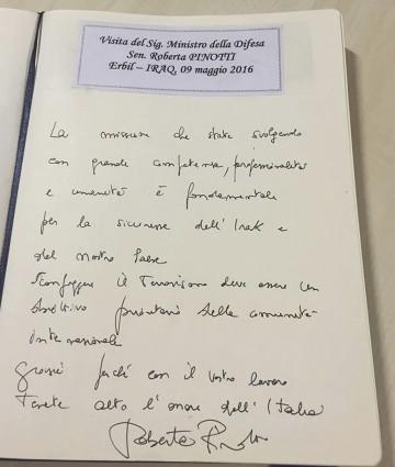 visita ministro pinotti infodifesa