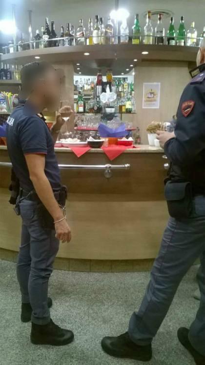 bere-polizia