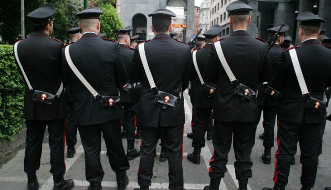 Manifestazione dei militari: Comando Generale Carabinieri contro Stato Maggiore Difesa - INFODIFESA